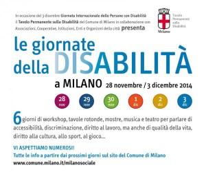 Giornate della disabilità